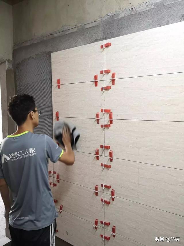 一家专注瓷砖铺贴的企业:标准化施工/产业化工人/专业铺贴砂浆插图20