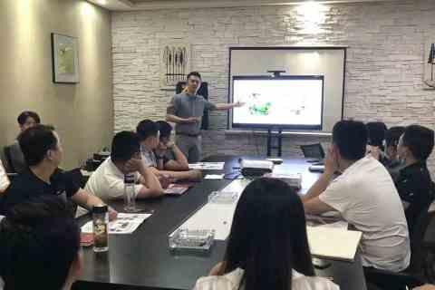 """北京百度装饰合肥公司""""丝买成品砂浆""""解析会圆满结束"""