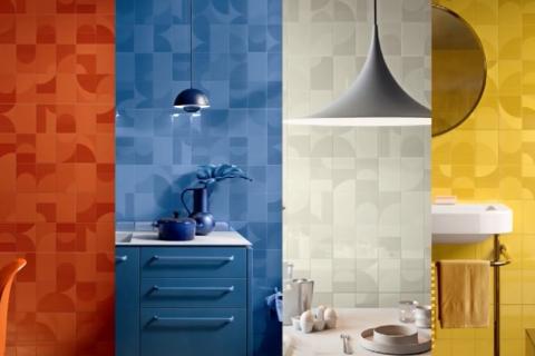 新房装修,从没见过这么美的瓷砖设计,2020年流行这么铺吗?