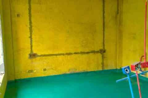 香江生态丽景-黄墙绿地