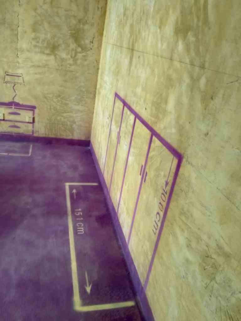 颐园世家-黄墙紫地/全景放样