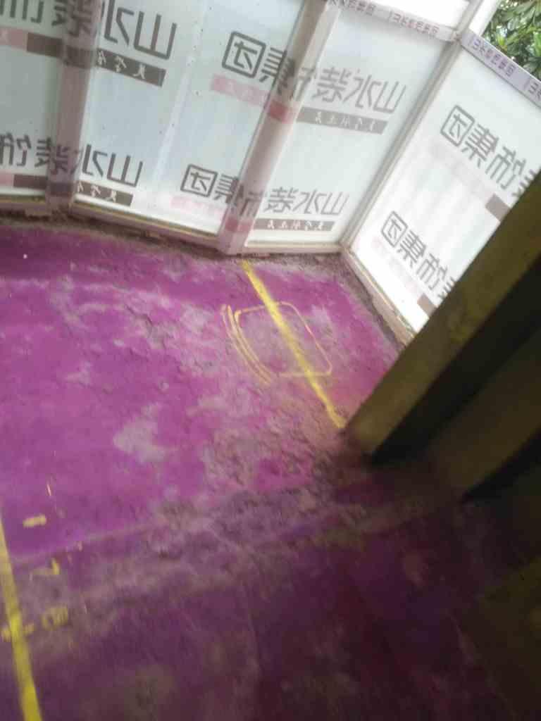 琥珀中村-黄墙紫地/全景放样