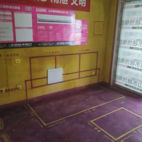 御璟江山G10-1202-黄墙紫地/全景放样