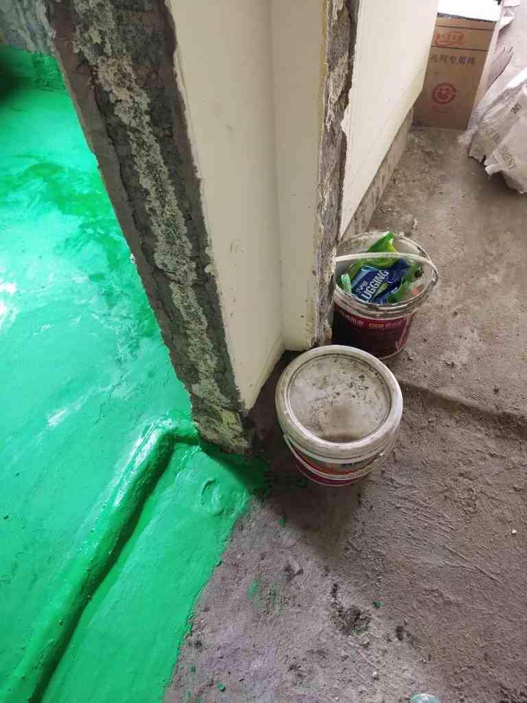 恒大城二期-防水施工