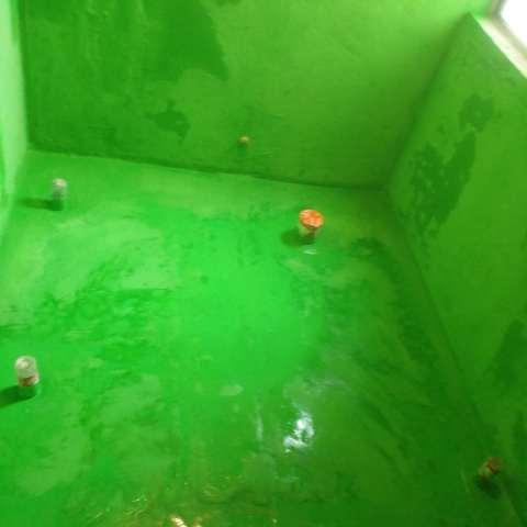 恒盛皇家花园一期-防水施工