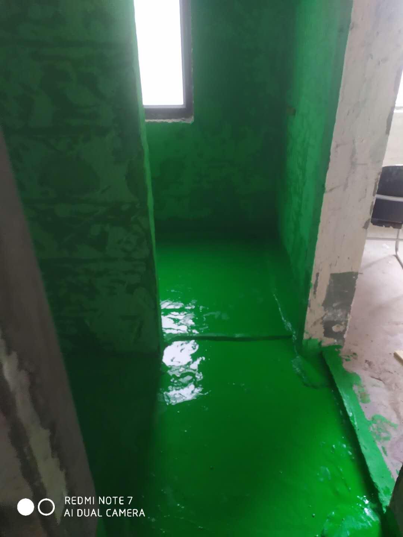 中海滨湖公馆-防水施工