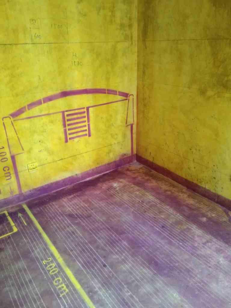 景治园-黄墙紫地/全景放样