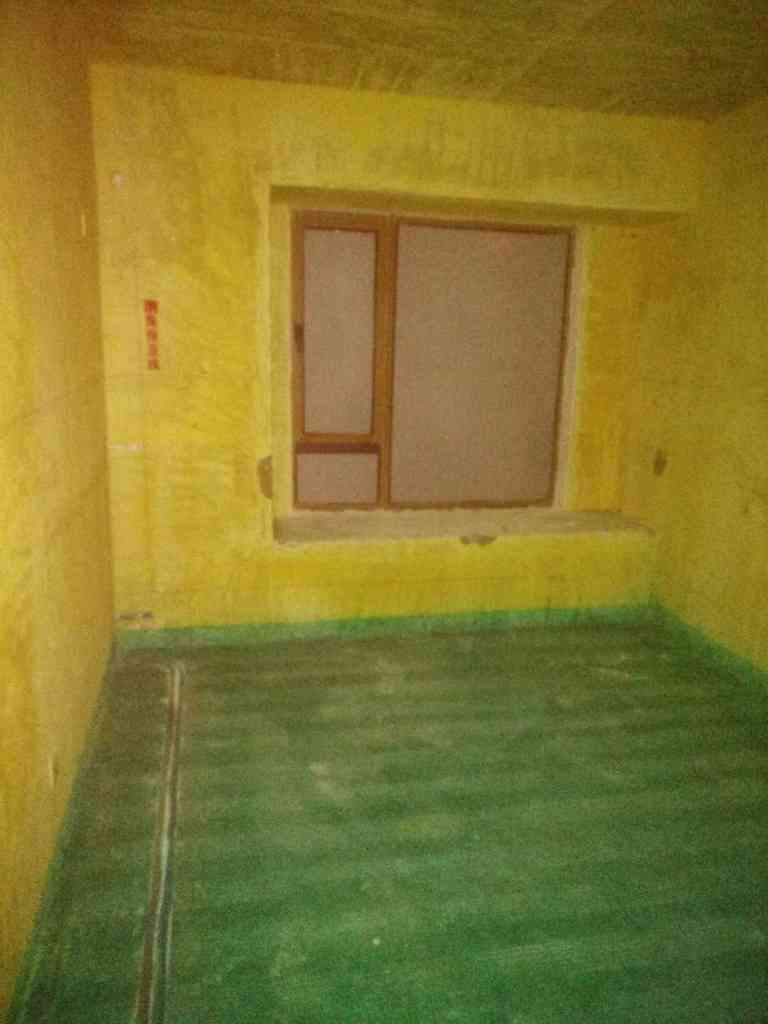 中海原山-黄墙绿地/成品保护