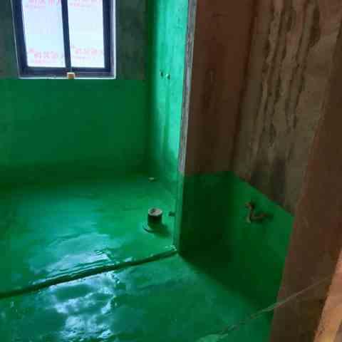 宝能城-防水施工