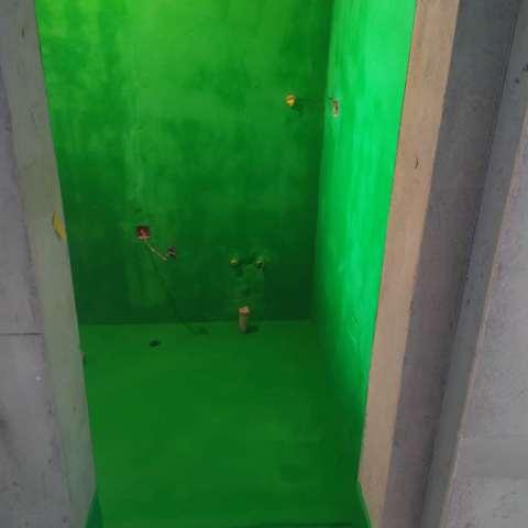 西城国际花都-防水施工