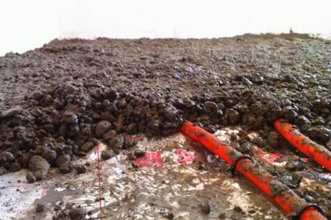 地暖回填用混凝土、豆石还是珍珠岩?现在流行厚层自流平砂浆
