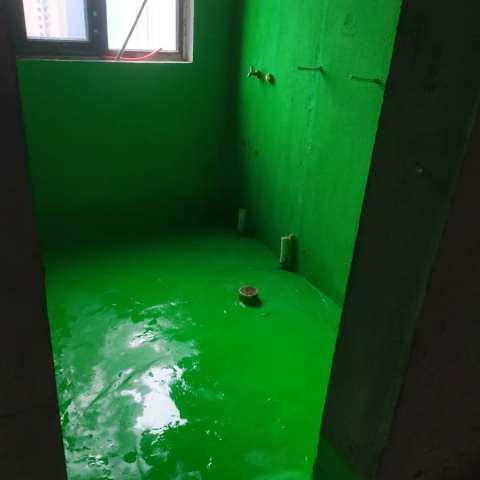 滨湖品味紫园-防水施工-金蝉装饰
