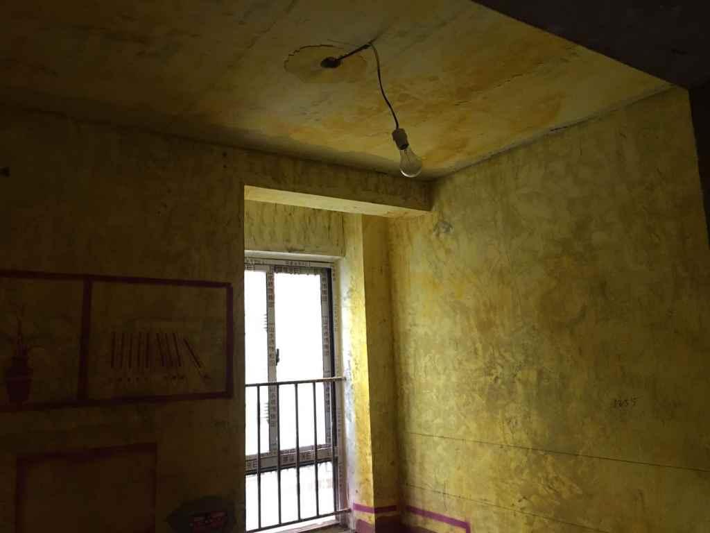 御景城-黄墙紫地/全景放样-山水装饰