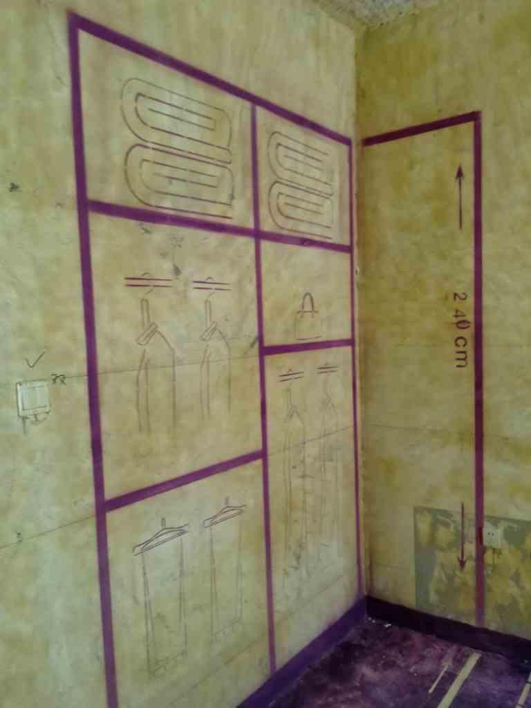 南七里-黄墙紫地/全景放样-山水装饰