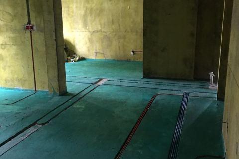 安粮城市广场-黄墙绿地-美户美家装饰