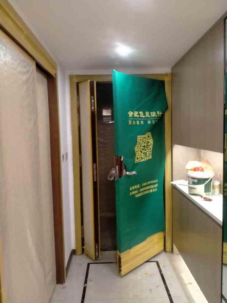 塘溪津门丹青园-成品保护-飞墨设计