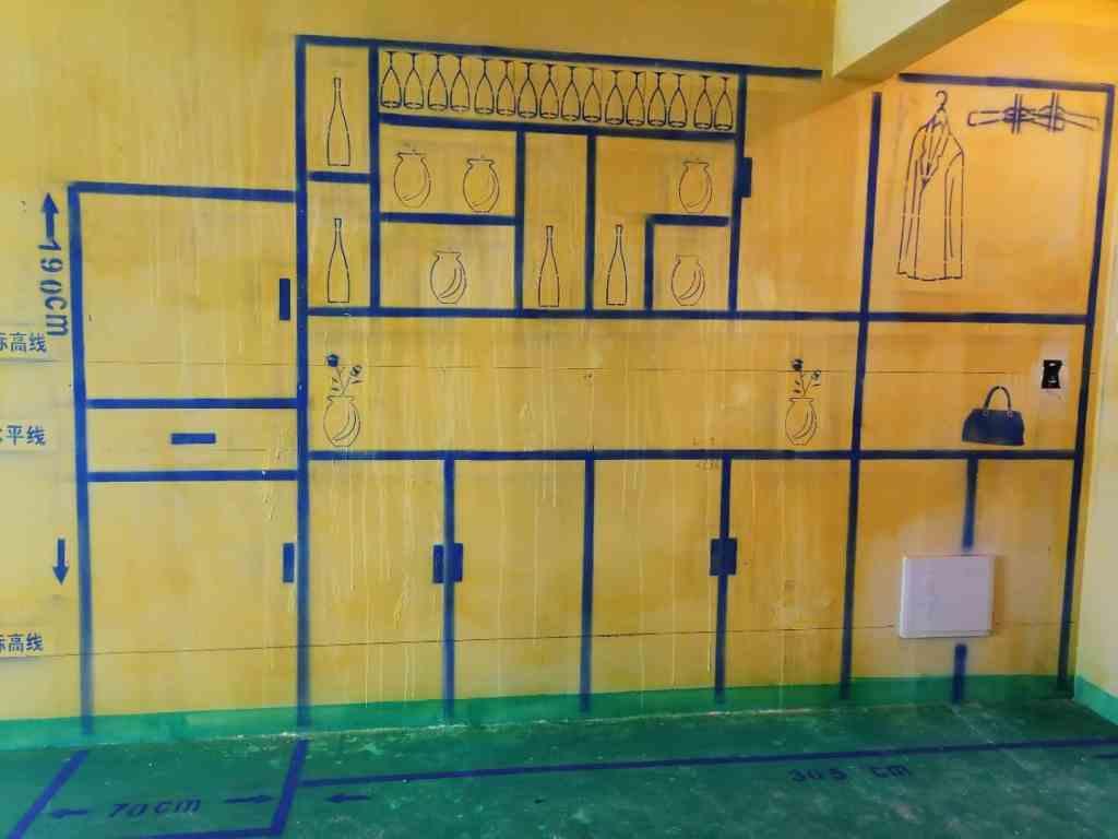 西子曼城-黄墙绿地/3D全景放样-格创装饰