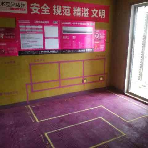 中铁桂园-黄墙紫地/3D全景放样-山水装饰