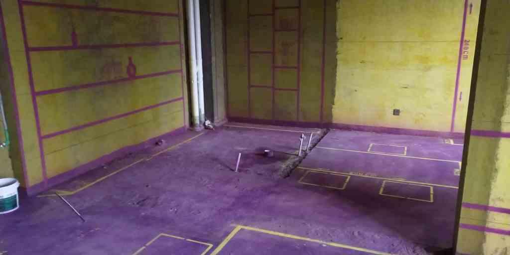 内森庄园-黄墙紫地/3D全景放样-山水装饰