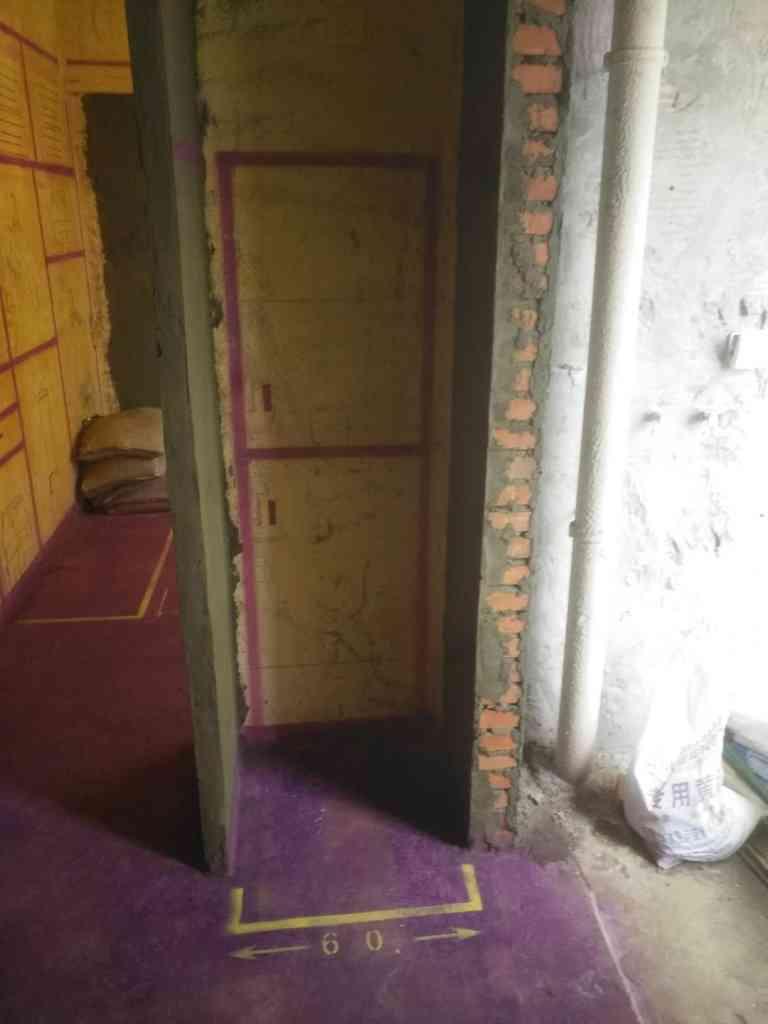 世纪中心-黄墙紫地/3D全景放样-山水装饰