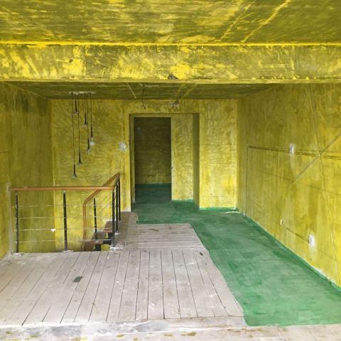安高城市天地-黄墙绿地-飞墨设计