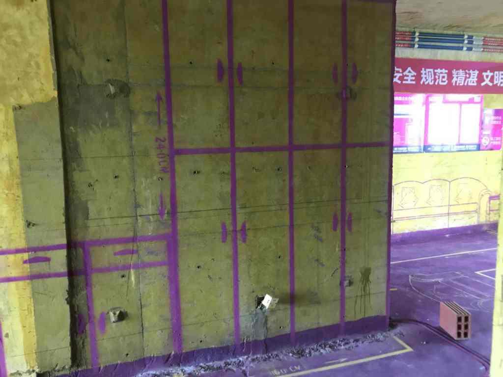 望湖城福桂苑-黄墙紫地/3D全景放样-山水装饰