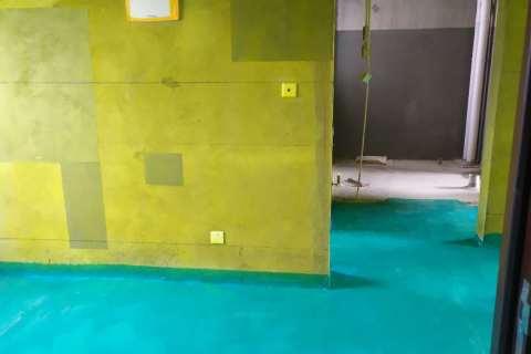 东方蓝海-黄墙绿地/成品保护-飞墨设计