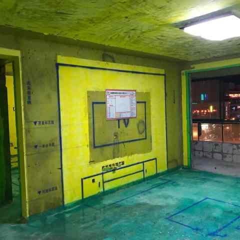 红皖家园-黄墙绿地/3D全景放样-唐华装饰