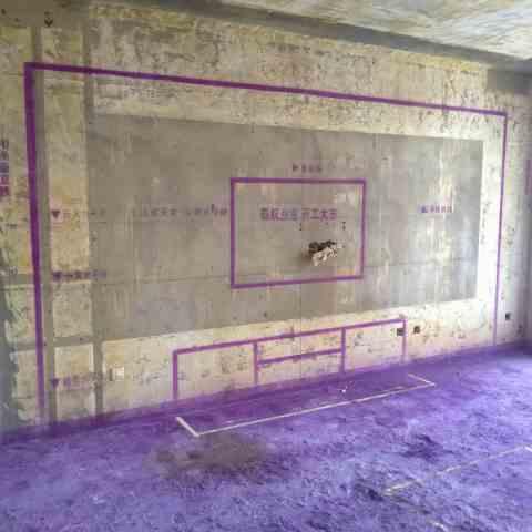 金地国际城-黄墙紫地/3D全景放样-山水装饰