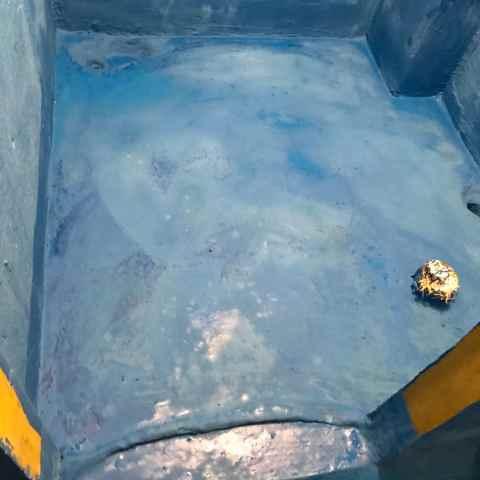 西子曼城-防水施工