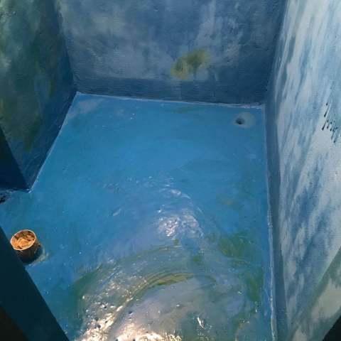 西子曼城-防水施工-柒筑装饰