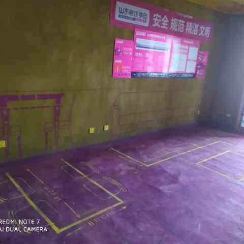 翡翠花园-黄墙紫地/3D全景放样-山水装饰