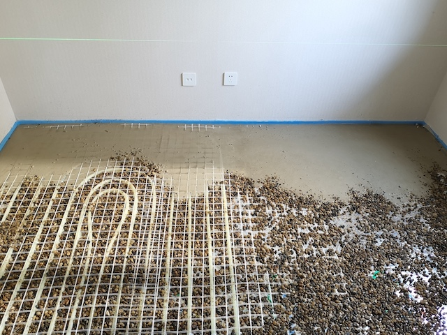 实用的地暖回填材料,这个冬季装修地暖用自流平回填插图14