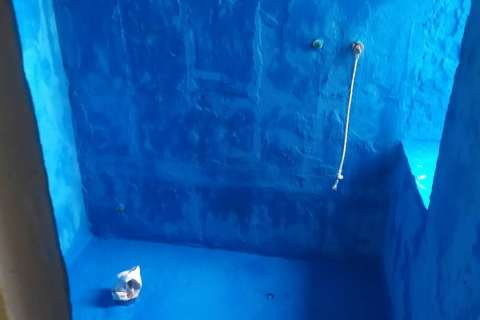 黄金广场-防水施工