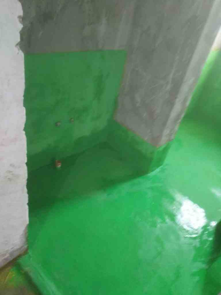 龙腾家园一期-防水施工-巧捷装饰