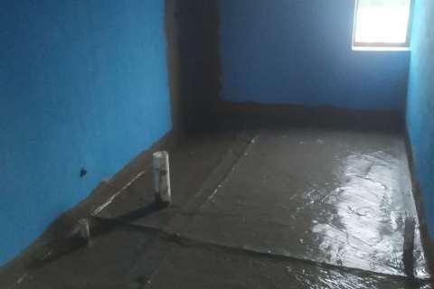 马凹厂房-丙纶+防水施工
