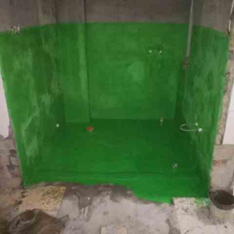 昆仑花园小区-防水施工-科迪防水