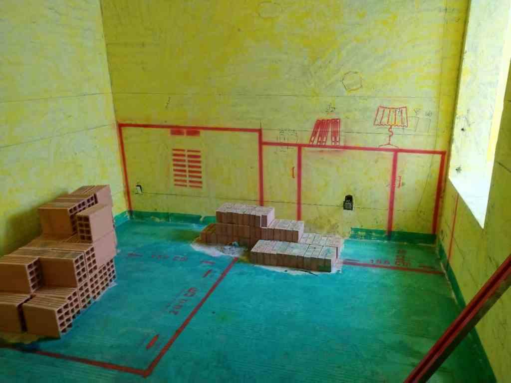 滨湖假日翰林园-黄墙绿地/3D全景放样-华然装饰