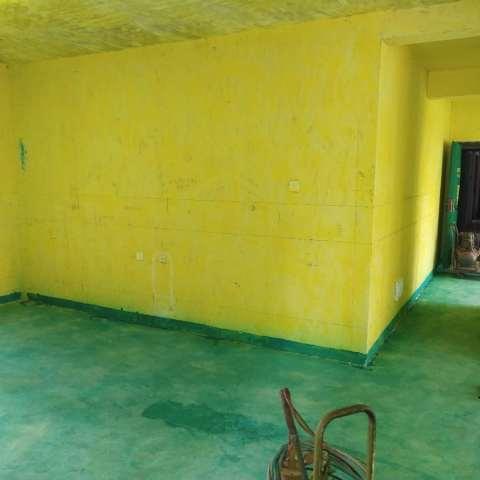 和昌都汇华府-黄墙绿地/墙固地固-飞墨设计