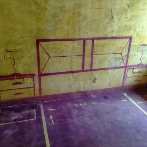 信达天御悦澜园-黄墙紫地/3D全景放样-山水装饰