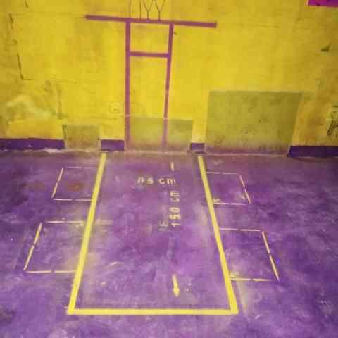橡树湾-黄墙紫地/3D全景放样-山水装饰