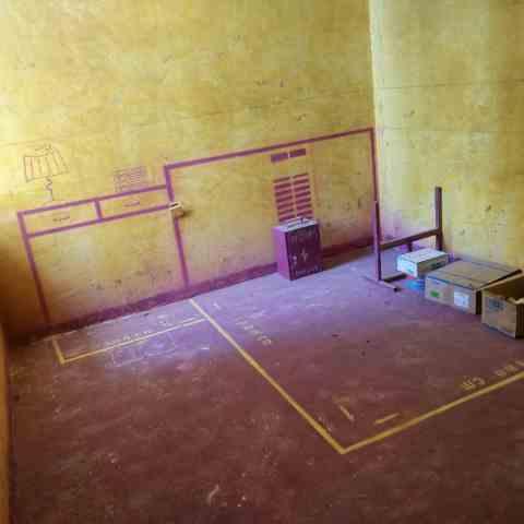 香谢水都-黄墙紫地/3D全景放样-山水装饰