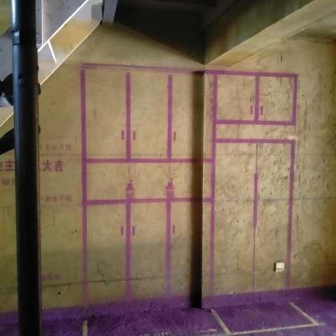 恒泰悦城-黄墙紫地/3D全景放样-山水装饰