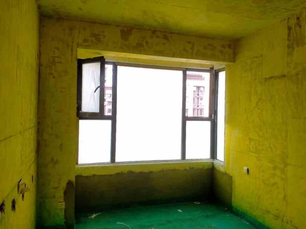 金科博翠天辰-黄墙绿地/墙固地固-飞墨设计