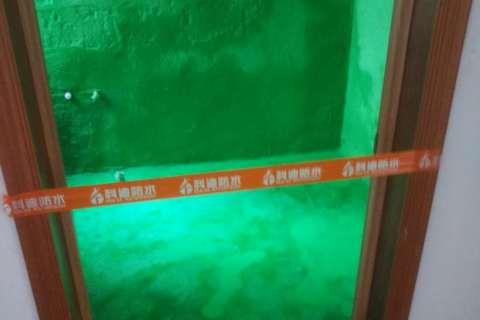 瑞泰城市家园-防水施工-吴成西