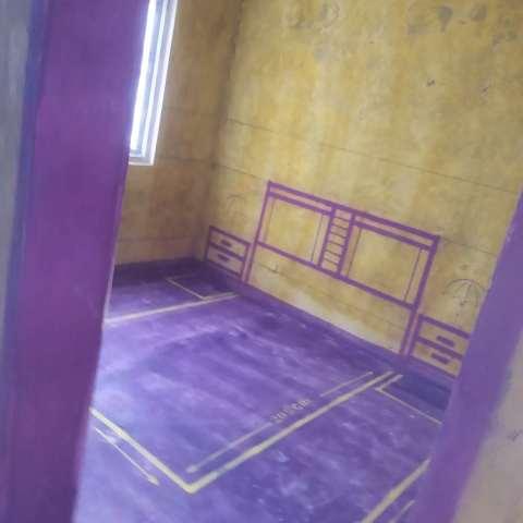 巴黎都市-黄墙紫地/3D全景放样-山水装饰