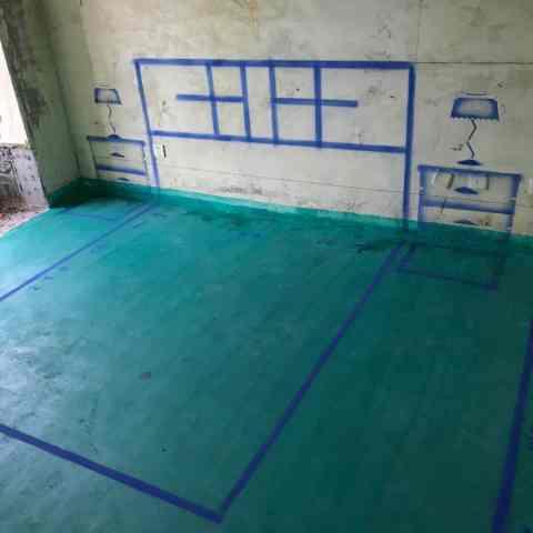 畅和家园-墙固地固/3D全景放样-大维装饰