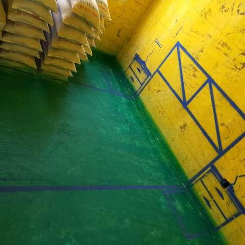 世纪中心-黄墙绿地/3D全景放样-百度装饰