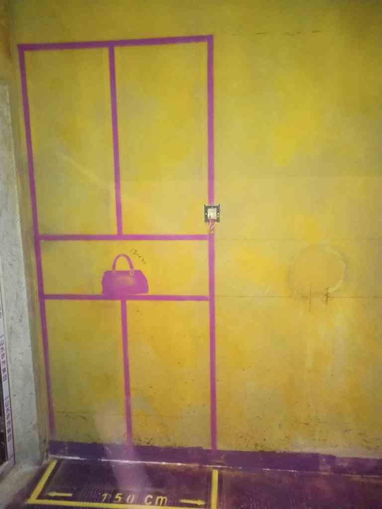 国开公馆-黄墙紫地/3D全景放样-山水装饰