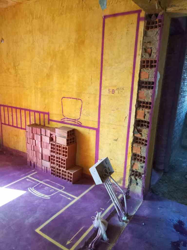 畅和家园-黄墙紫地/3D全景放样-山水装饰